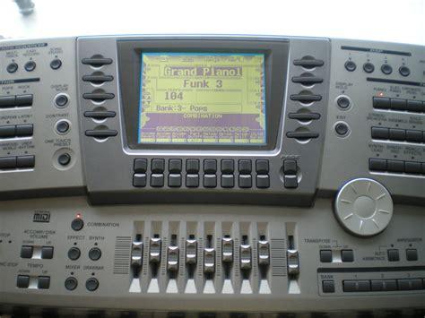 Keyboard Casio Mz 2000 casio mz 2000 image 554607 audiofanzine
