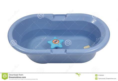 blue baby bathtub blue baby bathtub stock photo image 17930350
