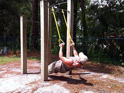 diy suspension trainer high intensity by drew baye fitness diy