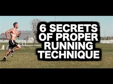 how to a to jog with you how to run properly proper running form running