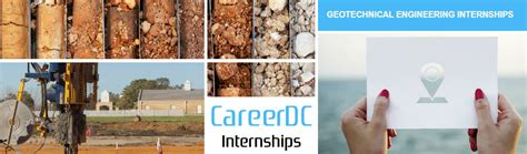 careerdc geotechnical engineering internship program