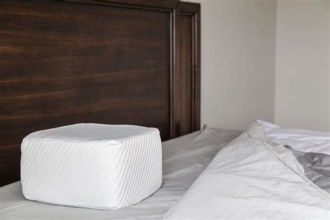 pillow cube side sleepers kickstarter apartment therapy