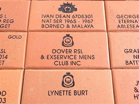 brick layout names engraved brick pavers quotes