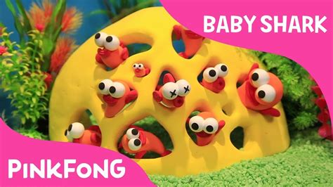 baby shark youtube pinkfong tubget download video how to make clay fish pinkfong