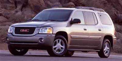 2003 gmc envoy rims 2003 gmc envoy wheel and size iseecars