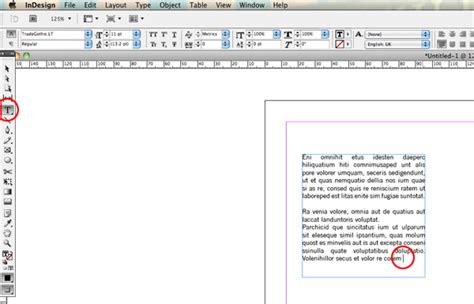 indesign frame tool quick tip using the story editor in indesign cs5