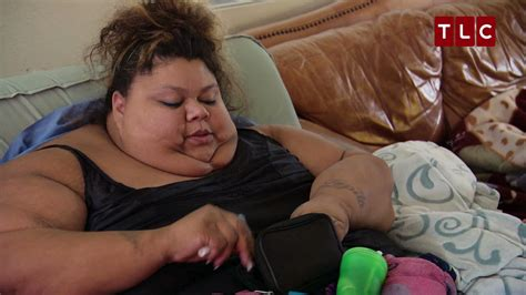 my 600 lb life takes viewers on paulines story on lupe my 600 lb life tlc