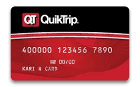 Quiktrip Gift Card Balance - quiktrip corporation gt qt cards gt cards