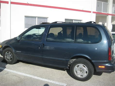 nissan quest 1994 1994 nissan quest minivan for sale must sell 2200ci obo