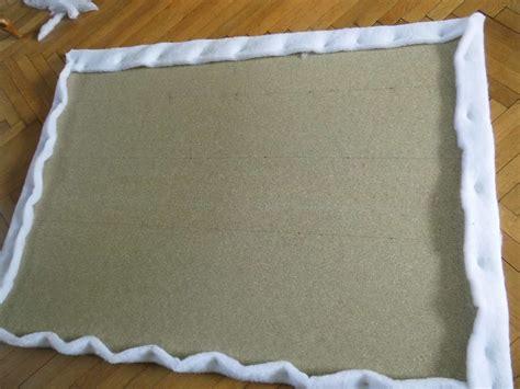 Tete Lit Tissu by Fabriquer Tete Lit Tissu Mettre Couette Pr Molleton