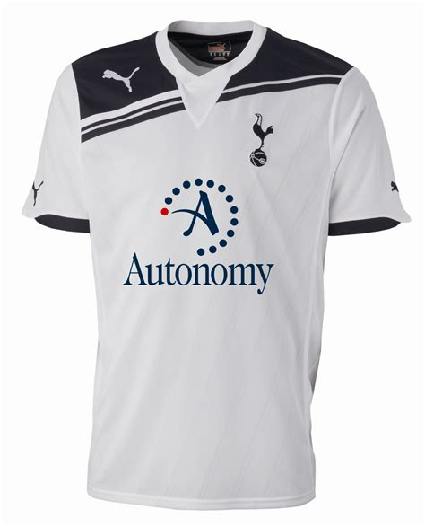 Jersey Tottenham Hotspur Home 11 12 what are your all time top 3 spur kits coys