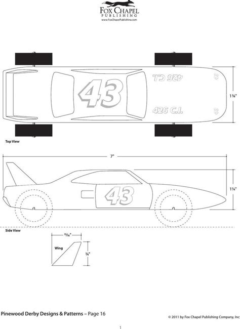 pinewood derby car free templates cool pinewood derby templates free premium