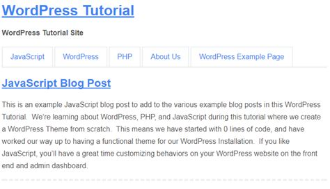 How To Create Template In Php by How To Create Custom Templates For Pages Web