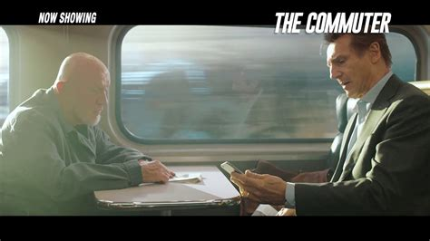 encore film malaysia the commuter 列车营救 quot newspaper quot film clip now showing in