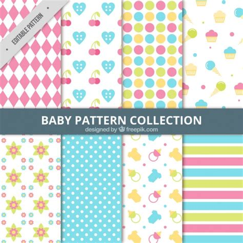 photoshop pattern freepik collection of abstract decorative patterns and baby