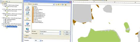 landscape layout view arcmap bg cartography 187 some tips on map layout exporting a map
