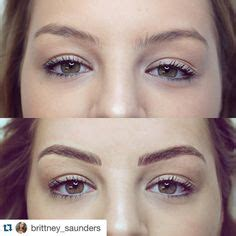 tattoo eyebrows ottawa 6 different eyebrow shapes change your face toronto