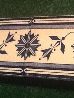 marwitz antik fliesenband bord 252 re antik 1910 historische bauelemente