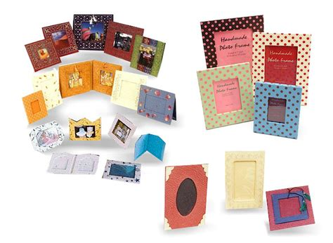 Handmade Paper Products - products handmade paper photo frames manufacturer