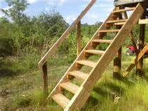 Deer Stand Stairs by Ideas For A Shooting House Mississippi Hunting And