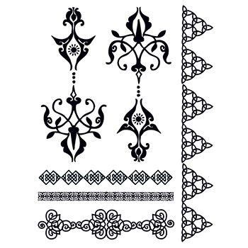 henna temporary tattoo instructions 17 best ideas about easy henna patterns on
