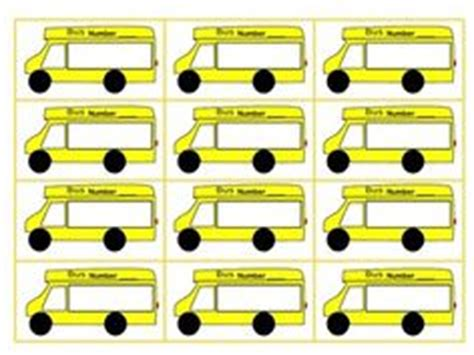printable bus tags for students 1000 images about school bus on pinterest school buses