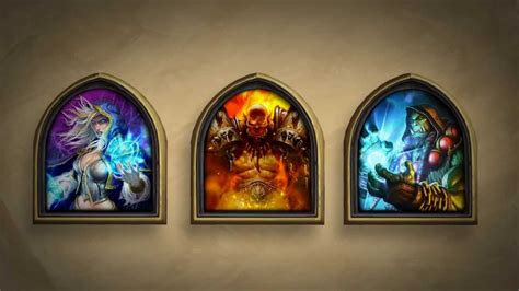 Hearthstone Golden Heroes   YouTube