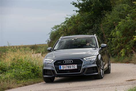 Audi A3 Sportback 2 0 Tdi Test by Test Audi A3 Sportback 2 0 Tdi Quattro Sport Alles Auto