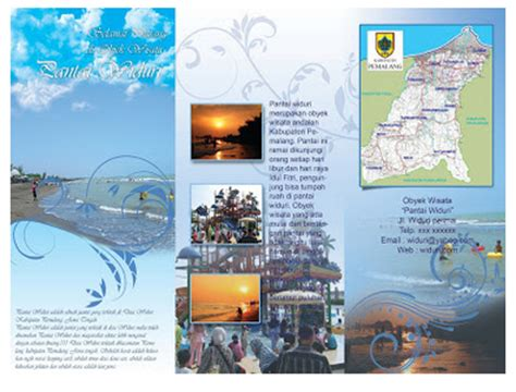 membuat konsep brosur cara membuat brosur dengan photoshop yang keren unik