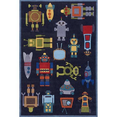 robot rug robot rug