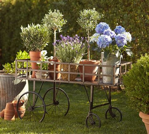 Garden Accents By Vintage Garden Decorating Ideas
