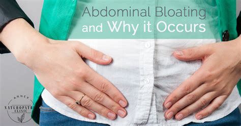 Abdominal And Distention While Detoxing From by Abdominal Bloating And Why It Occurs Annex Naturopathic