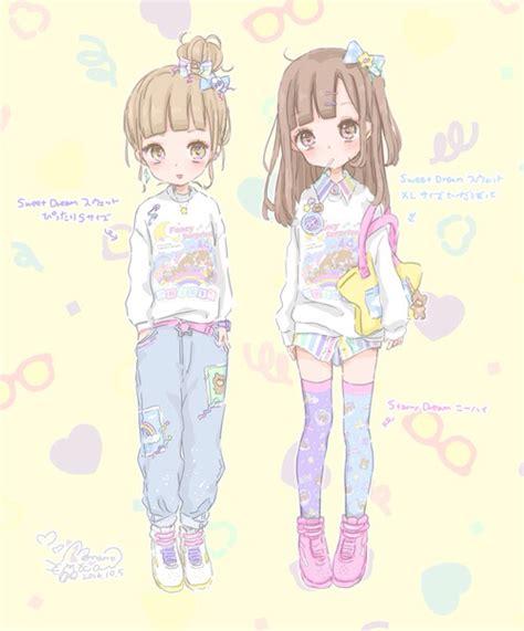 imagenes de anime kawaii de amigas amiga por siempre angela pinterest coisas fofas
