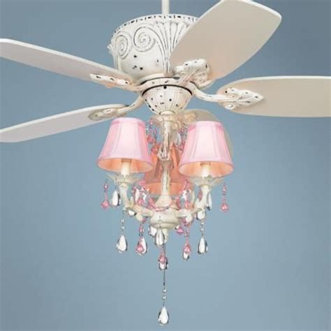 ceiling fans for girls cinderella room girls and chandelier ceiling fans on