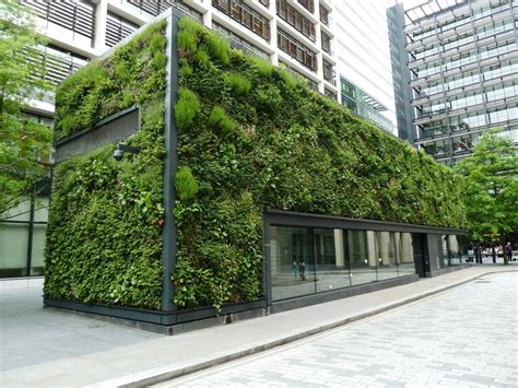 living roofs and walls new square holborn biotecture quot this and