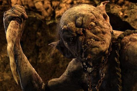 film avec un gobelin the hobbit sept nouvelles images du film wargs
