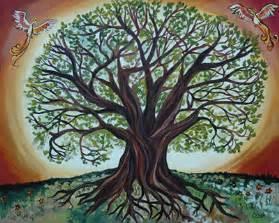 tree of life art by cedar lee