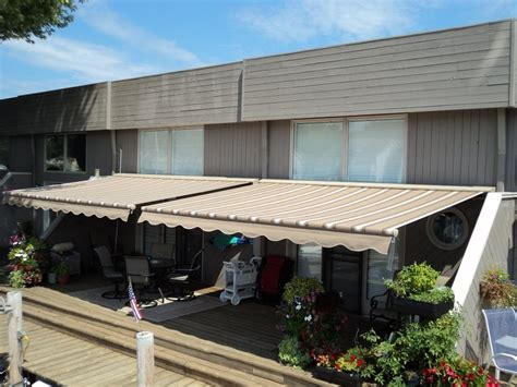 retractable awning michigan retractable awning michigan south haven mi awning