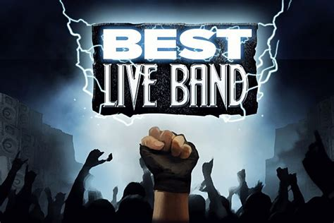 best live bands best live band semifinals vote