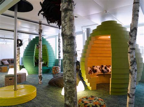 design for the environment uk business office colour and design the google effect