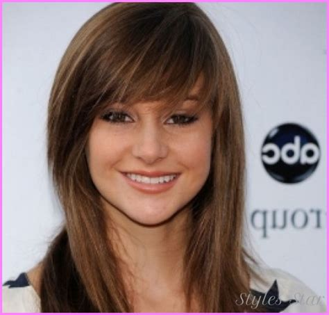 haircuts that make your hair look thicker medium naturally curly haircuts stylesstar com