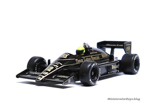 Kyosho 1 64 Lotus 98t 11 miniaturecardays 京商 ロータス