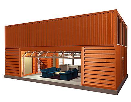 legacy house container loft ideas