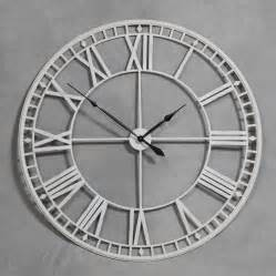 Large Wall Clocks Large Skeleton Wall Clocks
