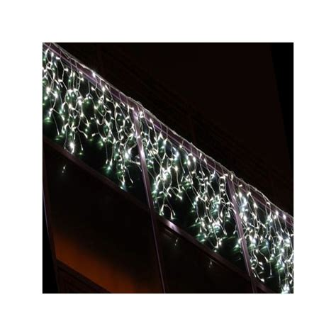 white indoor lights 228 white led indoor icicle light connectable 3m x 1m