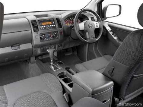 nissan navara 2008 interior review 2008 nissan navara car review