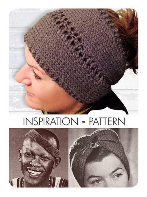 knit lace headband pattern top 10 warm diy headbands free crochet and knitting