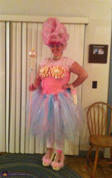 cotton candy girl costume creative diy costumes