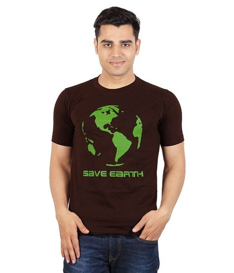 T Shirt Save Kpk tymstyle save earth t shirt buy tymstyle save earth t shirt at low price snapdeal