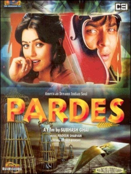 film india pardes pardes bollywood posters pinterest amrish puri